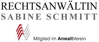 Rechtsanwaltskanzlei Sabine Schmitt Logo